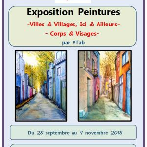EXPOSITION YVES TABOULOT